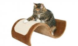 Когтеточки, домики для кошек и игровые комплексы по низким ценам!